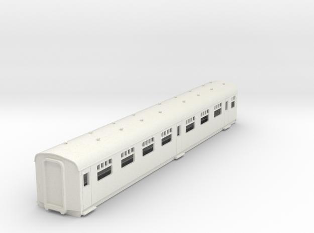 o-76-cl201-Hastings-DEMU-TSOL-trailer-2nd-coach in White Natural Versatile Plastic