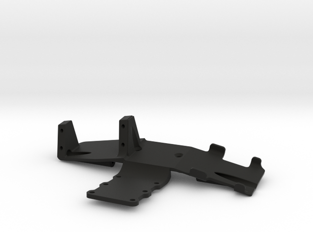 Axial Capra sporti / shafty front axle electronics in Black Natural Versatile Plastic