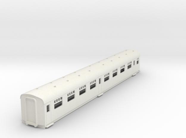 o-76-cl202-Hastings-DEMU-TSOL-trailer-2nd-coach in White Natural Versatile Plastic