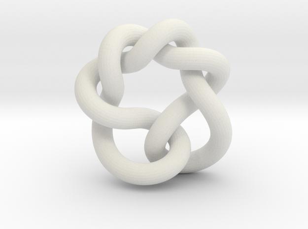 B&G Prime 7.2 in White Natural Versatile Plastic
