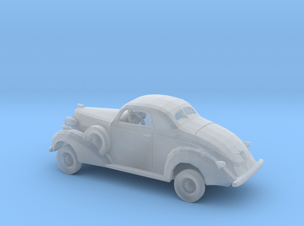1/160 1936 Buick Roadmaster Coupe Kit in Smooth Fine Detail Plastic