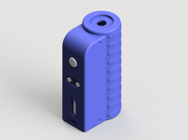 Design 2 - 26650 - Gripper Body 3d printed