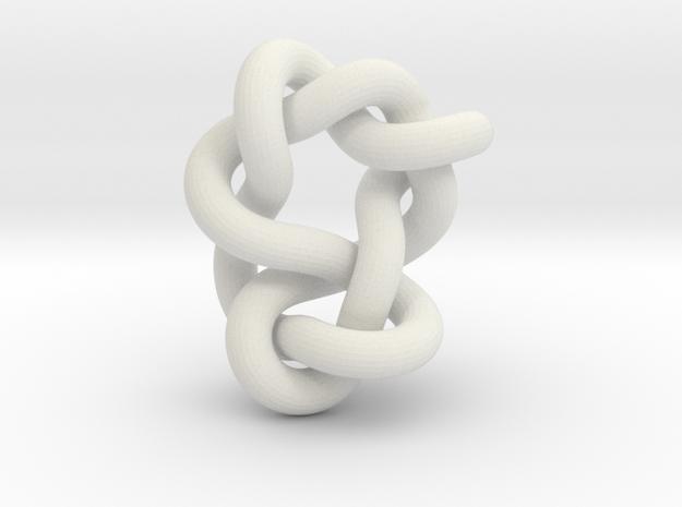 B&G prime 9.4 in White Natural Versatile Plastic