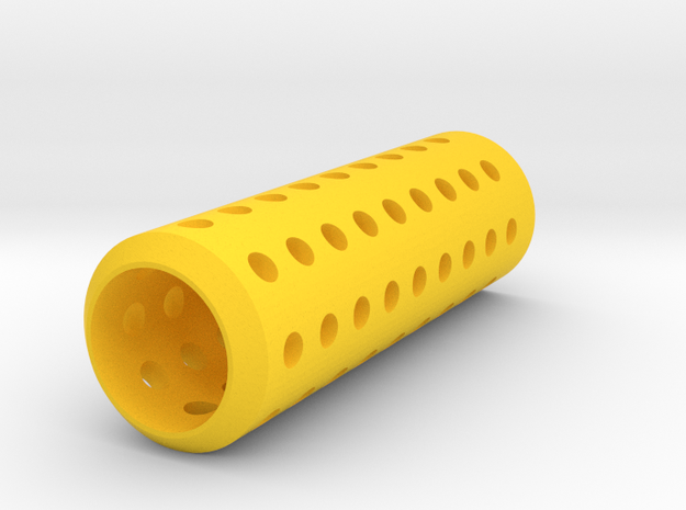 HMP Type II Muzzle (150mm) for Nerf Modulus
