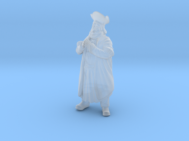 Hefty Federalist General objective in Smooth Fine Detail Plastic