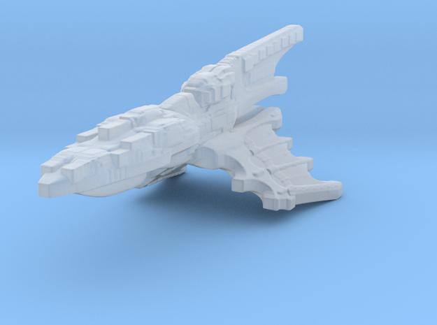Eldar Eclipse cruiser Mk2/fleet scale