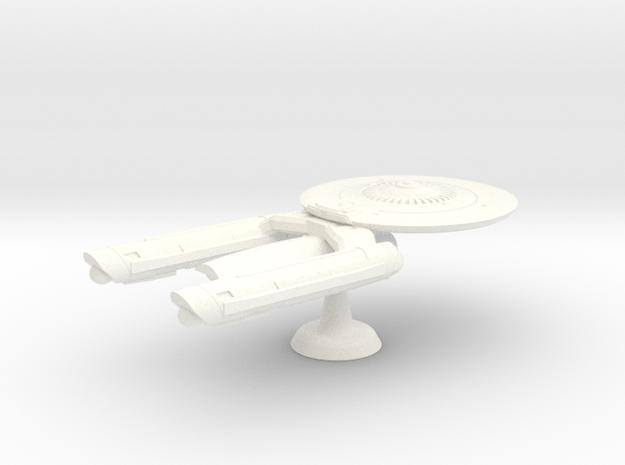Ripley Class Cruiser - 1:7000 in White Processed Versatile Plastic