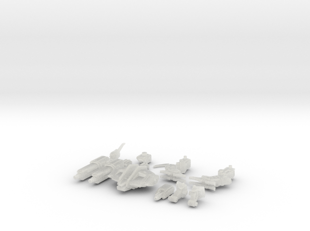 C-SAV-0 Savitri Dominus (alt. A) in Smooth Fine Detail Plastic
