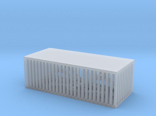 zsp25b_1250_v1 in Smooth Fine Detail Plastic