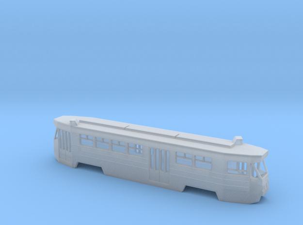Z Tram in Smooth Fine Detail Plastic