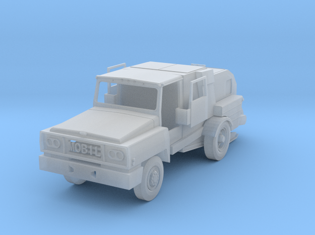 1/87 Mobil TE4 Sweeper in Smoothest Fine Detail Plastic