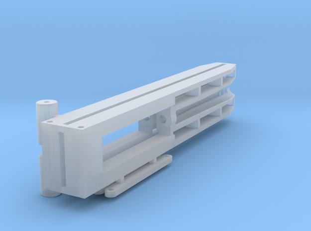 2 Stück Kipperrahmen mit Adapter in Smooth Fine Detail Plastic