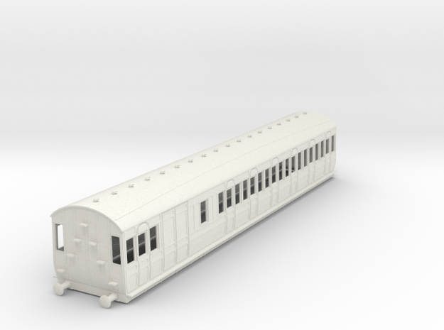 o-43-met-dreadnought-brake-3rd-6c-coach in White Natural Versatile Plastic
