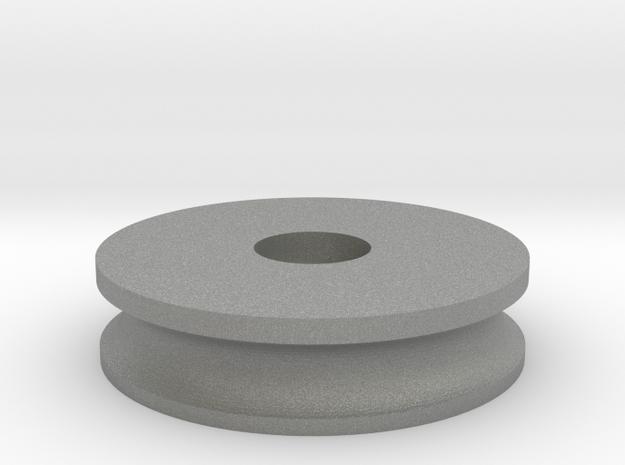 70mm Wheel-Replica Tap in Gray PA12