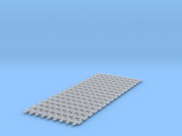 BTL A4 Y Wings x153   @1/2256 in Smooth Fine Detail Plastic