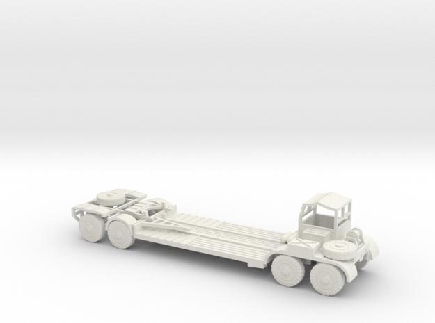 1/87 Sonderanhanger 116 German recovery trailer in White Natural Versatile Plastic