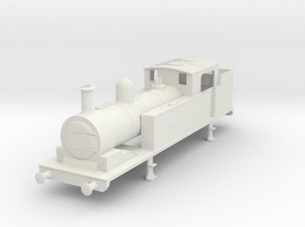 b-32-metropolitan-f-class-0-6-2t-loco in White Natural Versatile Plastic