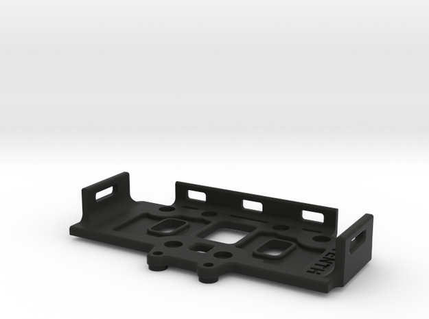 Front Battery Tray for Yeti Exotek Chassis in Black Natural Versatile Plastic