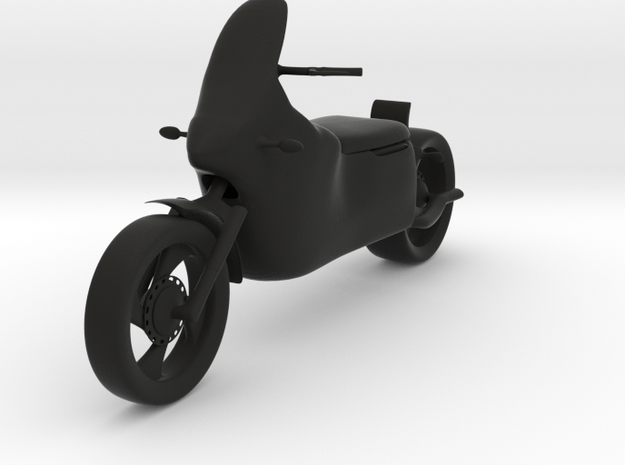 motorcycle 3d printed