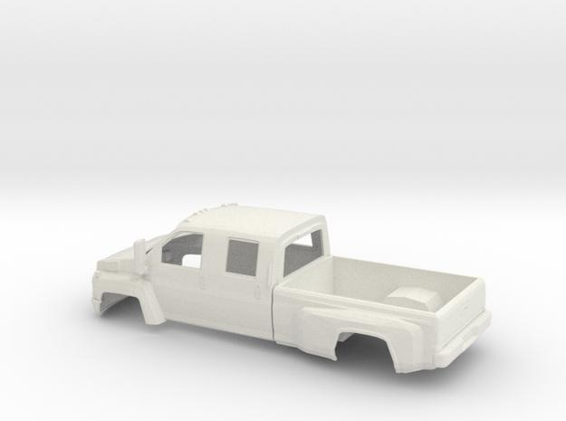 1/25 Chevrolet Kodiac Shell in White Natural Versatile Plastic