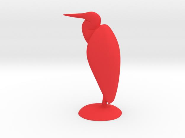 Heron 3d printed