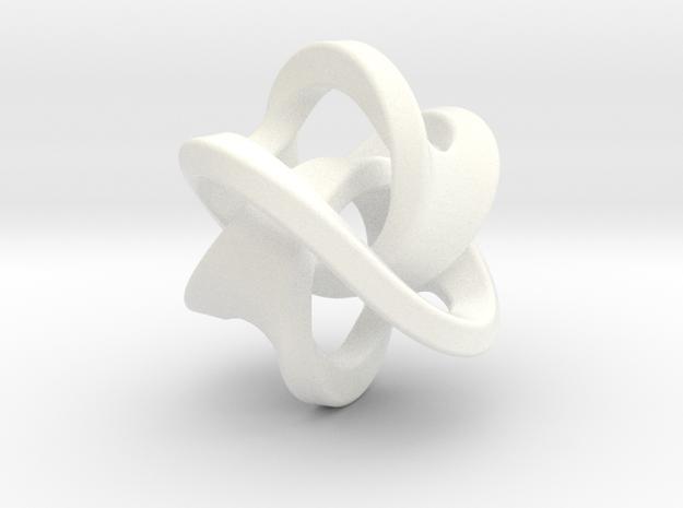 Soliton Pendant 3d printed