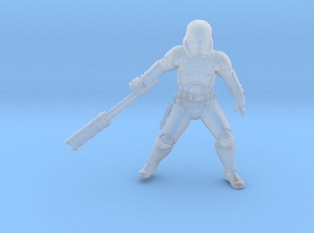 Sovereign H8ter trooper in Smooth Fine Detail Plastic