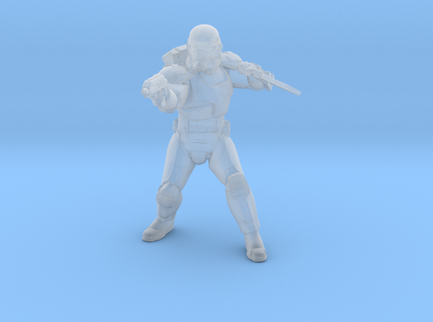 RoughRider Leader in Smooth Fine Detail Plastic