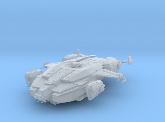 Dropship in Smooth Fine Detail Plastic