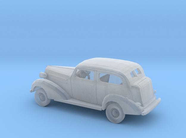 1/87 1936 Chevrolet 2Door Sedan Kit in Smooth Fine Detail Plastic