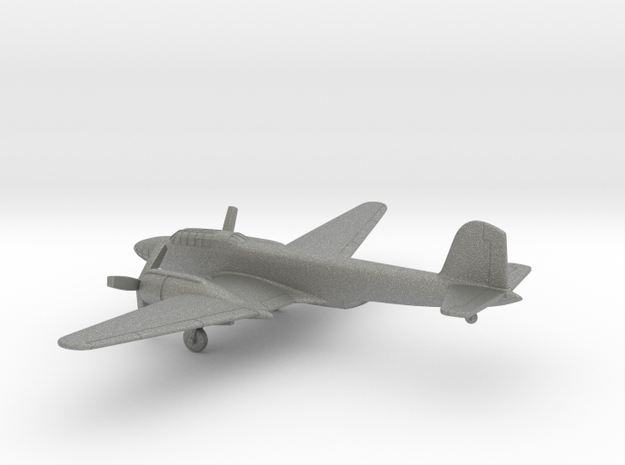 CANT Z.1018 Leone in Gray PA12: 6mm