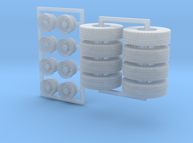 Reifen für Crane similar LTM 1090-4.2 16.00R25 in Smooth Fine Detail Plastic