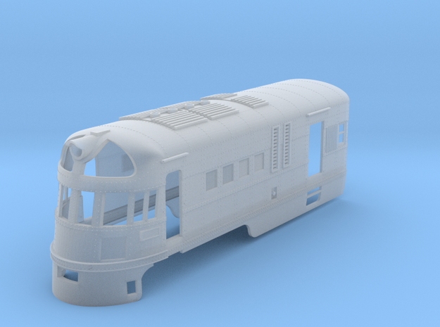 SAL 2028 S Scale - 50s Version - Front Half
