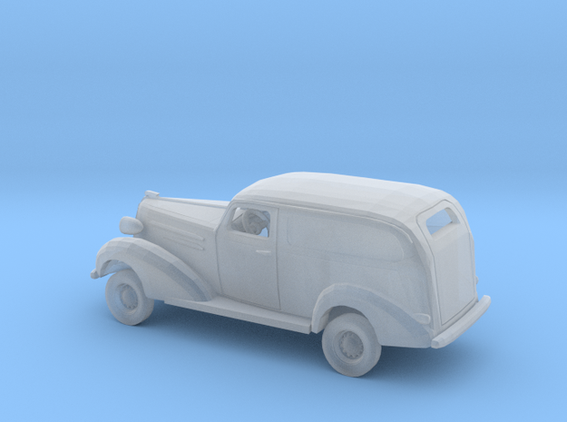 1/87 1936 Chevrolet Panel Delivery Kit in Smooth Fine Detail Plastic