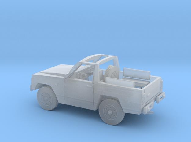 Nissa-Patrol-MC-4-Descap-72-proto-01 in Smooth Fine Detail Plastic