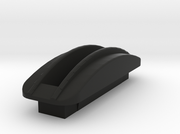 MK1 Seat Release Lever Bezel/Trim 2 in Black Natural Versatile Plastic