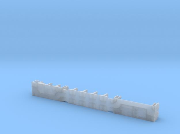 10-2 Pullman (Plan 3584) - Interior in Smooth Fine Detail Plastic