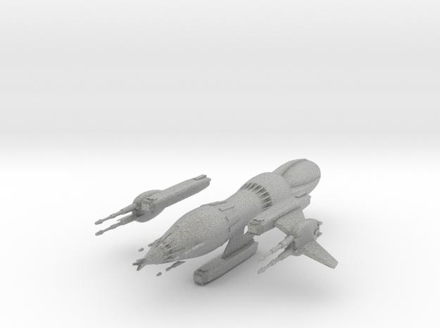 1/2500 B5 Drazi Sun Hawk :-) 3d printed