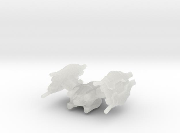 Regent T1 ( Interceptor ) 3d printed