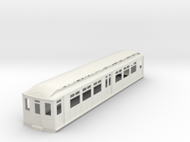 o-43-district-c-stock-trailer-coach in White Natural Versatile Plastic