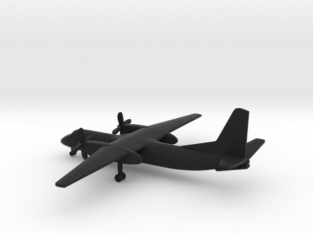 Xian MA600 Modern Ark in Black Natural Versatile Plastic: 1:400