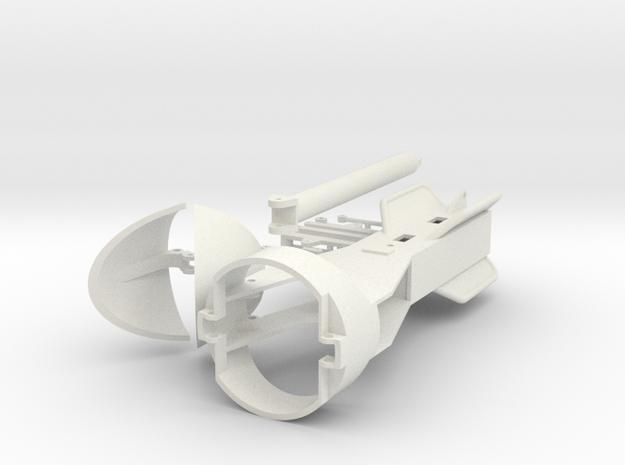 Hammer grab 1500mm in White Natural Versatile Plastic