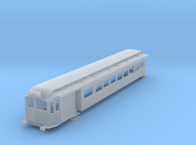 o-148fs-ly-d56-southport-emu-motor-3rd-coach in Smooth Fine Detail Plastic