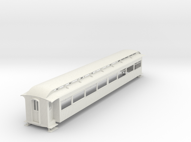 o-43-ly-d96-southport-emu-trailer-3rd-coach in White Natural Versatile Plastic