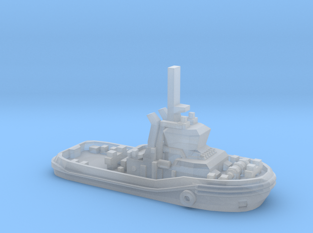 Croisic 1:1250 in Smooth Fine Detail Plastic