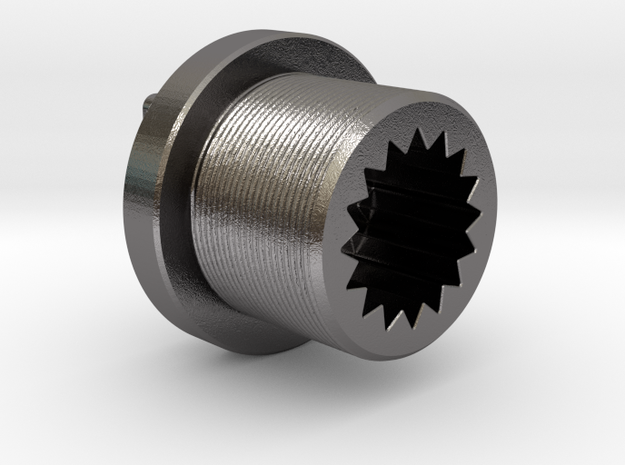 LCP107-DR-SP, Drive Post in Polished Nickel Steel