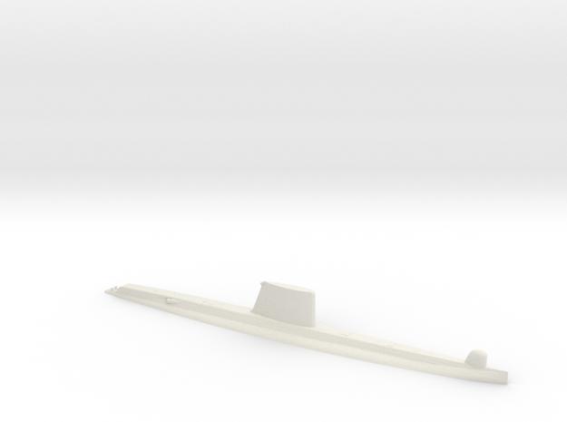 Flore 1:700 in White Natural Versatile Plastic