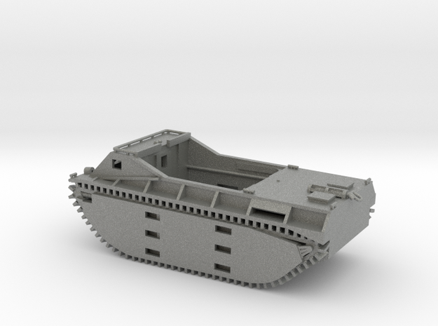 1/144 LVT-1 Amtrac  in Gray PA12