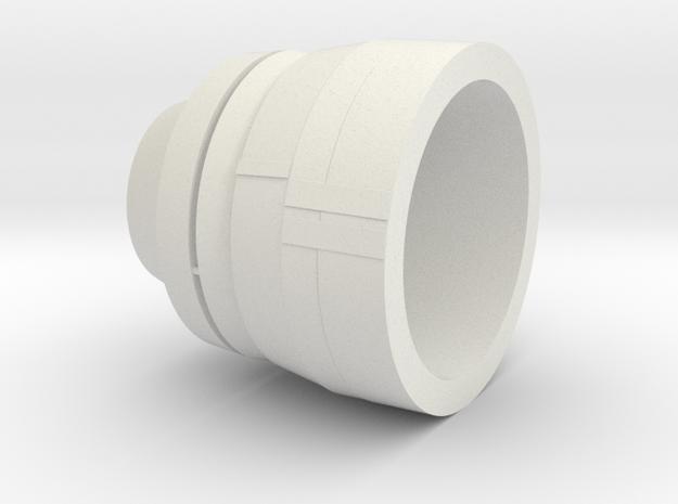 main engine in White Natural Versatile Plastic