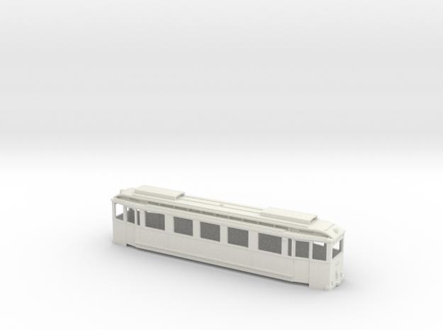 HSB TW44 Wagenkasten in White Strong & Flexible